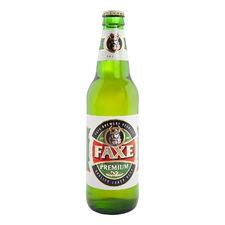 Пиво FAXE  СВЕТЛ. Ж/Б. 0,48 Л